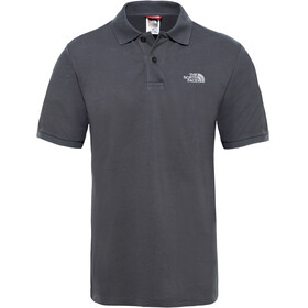 The North Face Polo Piquet Maglietta a maniche corte Uomo grigio